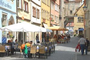 Viaje singles a Alemania Romántica | Atrevetesolo